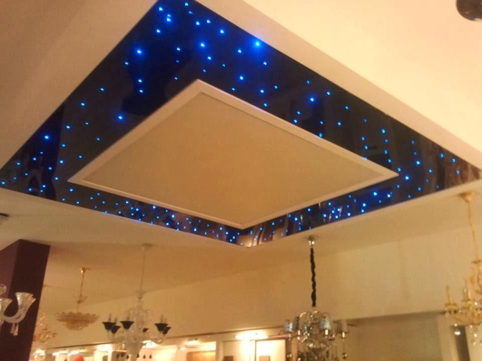 faux plafond deco - isolation idées - Faux Plafond Suspendu Decoratif