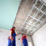 Quel professionnel pour faux plafond