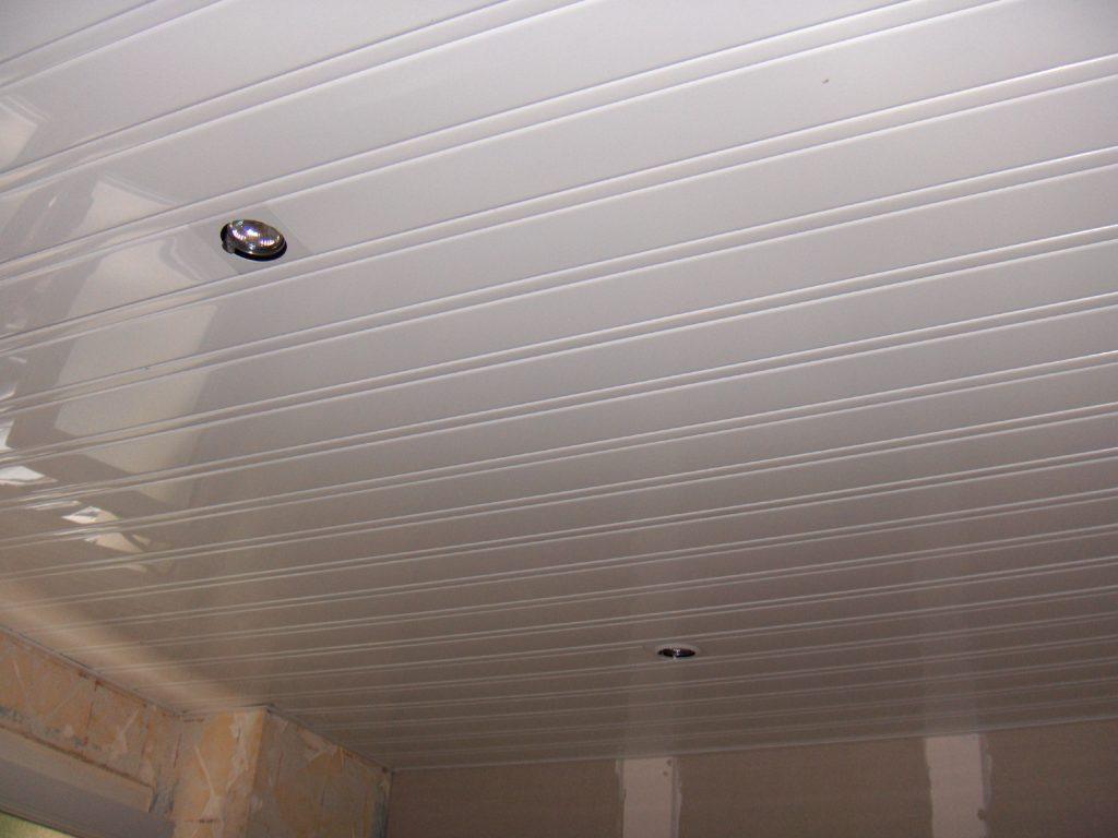 Faux plafond pvc pour cuisine isolation id es - Isolation faux plafond ...