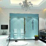 Faux plafond pvc pour salle de bain