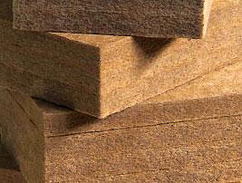 Isolation phonique plafond laine de bois