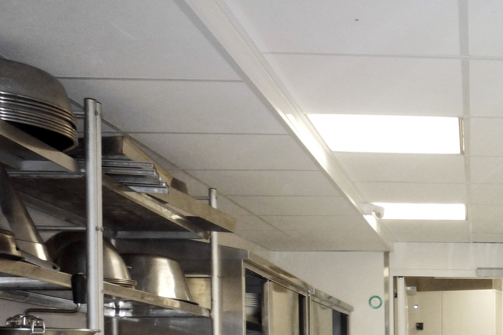 Plafond suspendu norme isolation id es for Norme isolation phonique