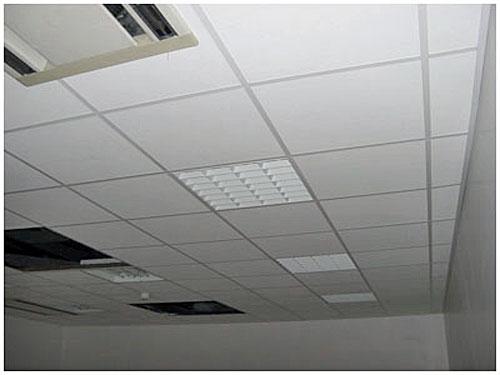 pose plafond suspendu 60x60 isolation id es. Black Bedroom Furniture Sets. Home Design Ideas