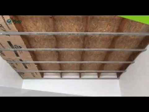 pose placo faire un faux plafond avec placo baticotravaux - youtube - Placo Plafond Salle De Bain