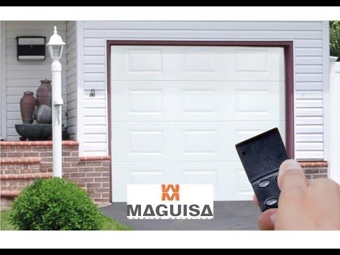 Porte de garage maguisa isolation id es - Prix porte de garage moos ...