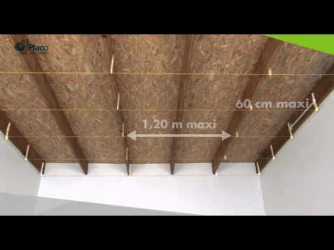 isolation phonique plafond la fran aise isolation id es. Black Bedroom Furniture Sets. Home Design Ideas