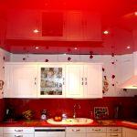 Pvc pour plafond de cuisine