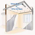 Isolation phonique plafond epaisseur