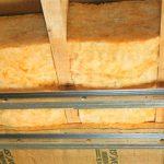 Isolation phonique plafond garage