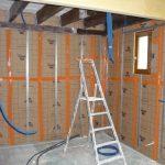 Isolation phonique plafond en renovation