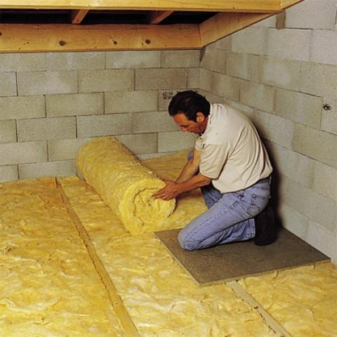 isolation des combles par laine de verre isolation id es. Black Bedroom Furniture Sets. Home Design Ideas