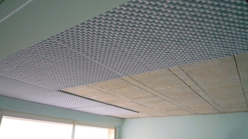 Isolation phonique plafond leroy merlin isolation id es for Faux plafond acoustique