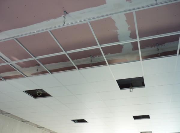 dalle faux plafond isolante isolation id es