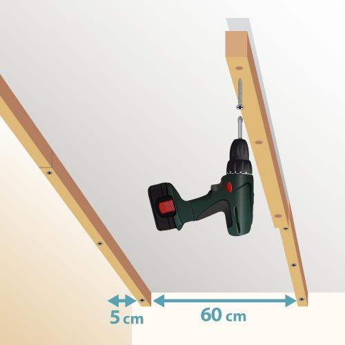Poser Un Plafond En Pvc - Isolation Idées