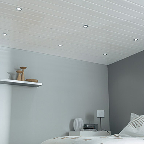 plafond lambris blanc plaque pvc plafond salle de bain - Lambris Pvc Pour Plafond Salle De Bain