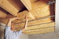 Isolation phonique plafond ossature bois isolation id es for Isolation phonique plancher bois existant