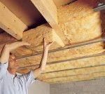 Isolation acoustique plafond laine de verre