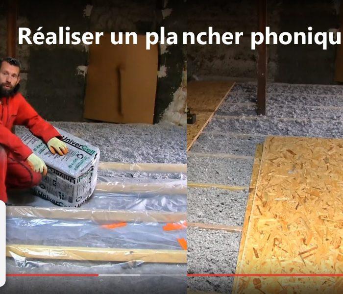 Isolation phonique plafond suisse