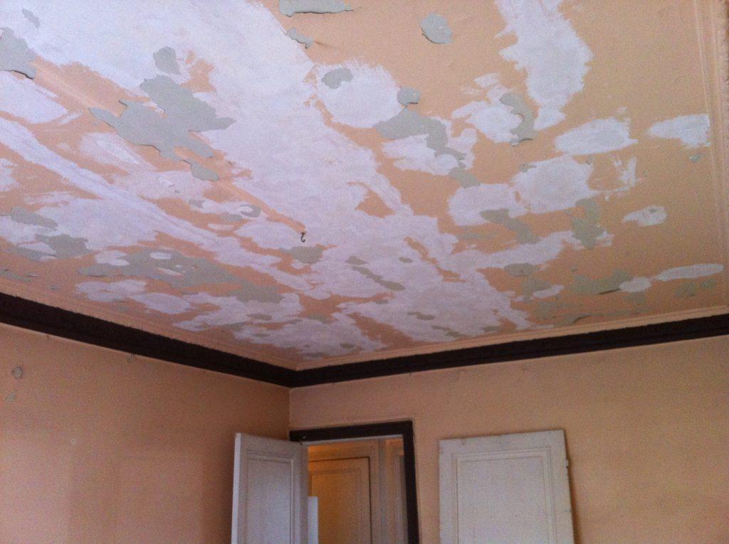 renover un plafond isolation id es. Black Bedroom Furniture Sets. Home Design Ideas