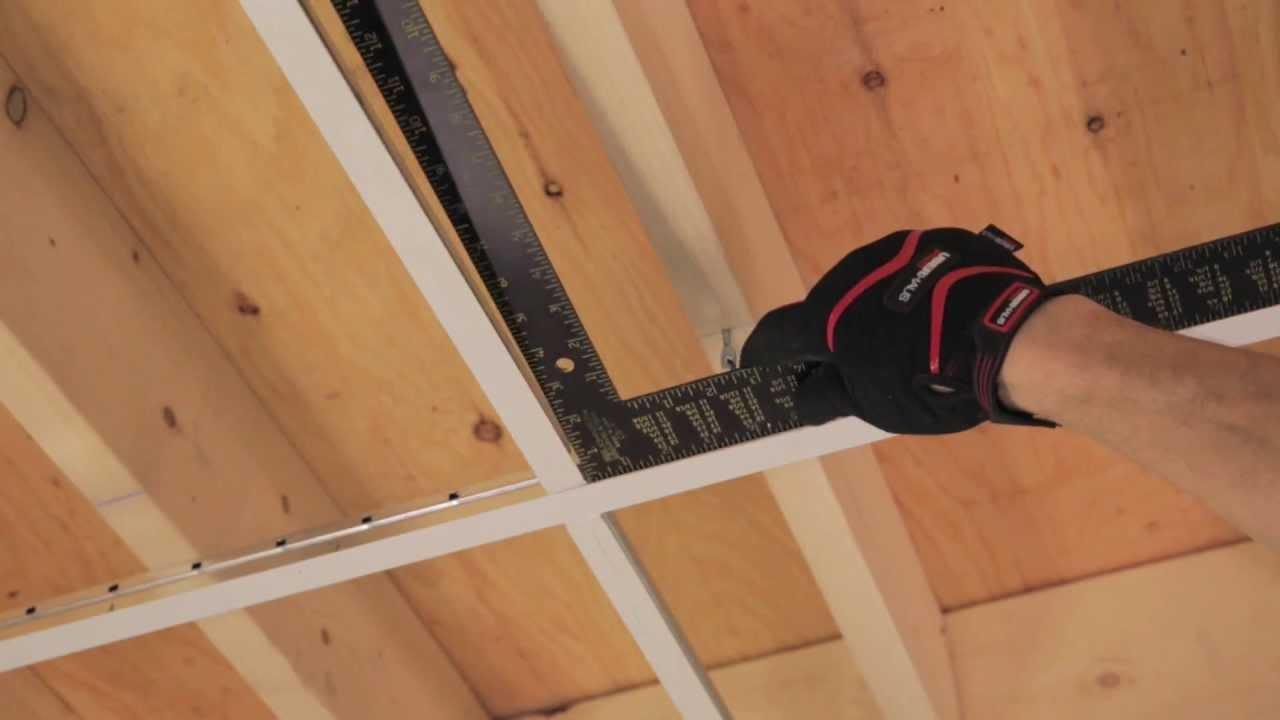 Plafond Cadrette Isolation Id 233 Es