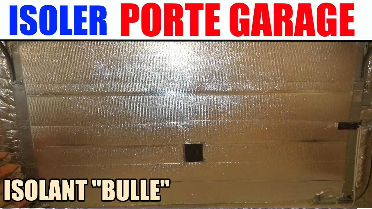 Porte de garage xl isolation id es for Porte de garage xxl