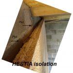 Isolation phonique cloison brique
