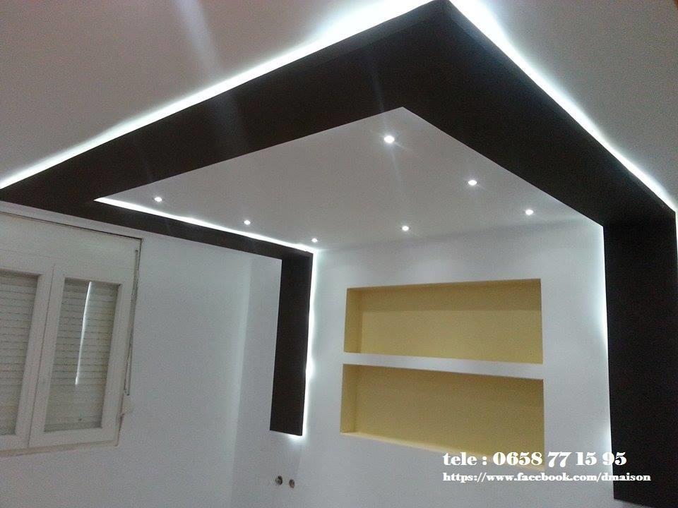 Placo faux plafond isolation id es - Refaire un plafond en placo ...