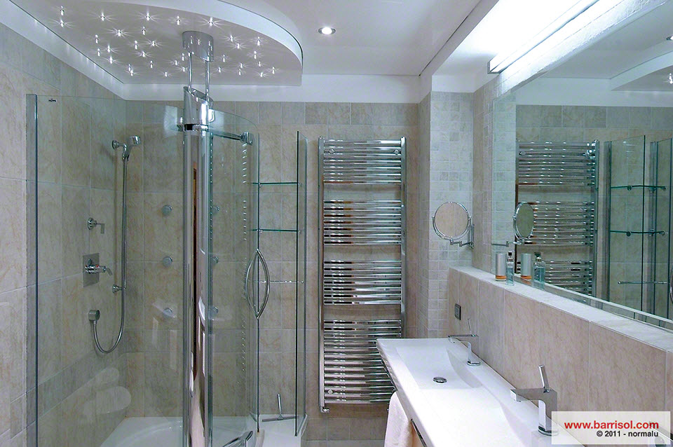 Beautiful Faux Plafond Salle De Bain Prix Contemporary - Seiunkel.us ...