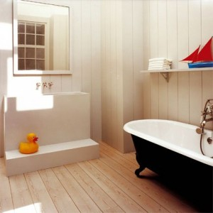 Salle de bain lambris pvc isolation id es for Lambris pvc salle de bain