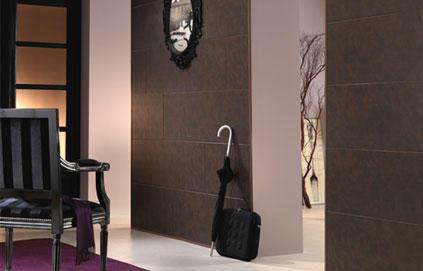 lambris pvc decoratif isolation id es. Black Bedroom Furniture Sets. Home Design Ideas