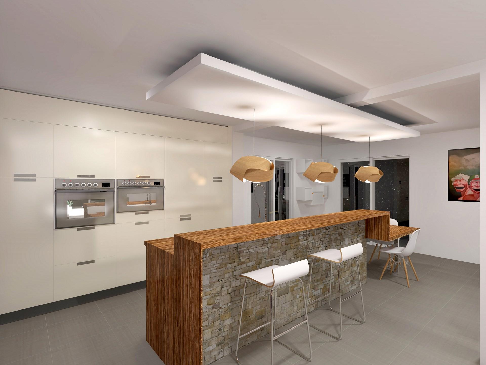 Plafond suspendu cuisine isolation id es - Isolation phonique plafond suspendu ...