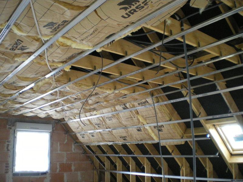 devis faux plafond isolation id es. Black Bedroom Furniture Sets. Home Design Ideas