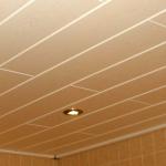 Isolation phonique des plafonds
