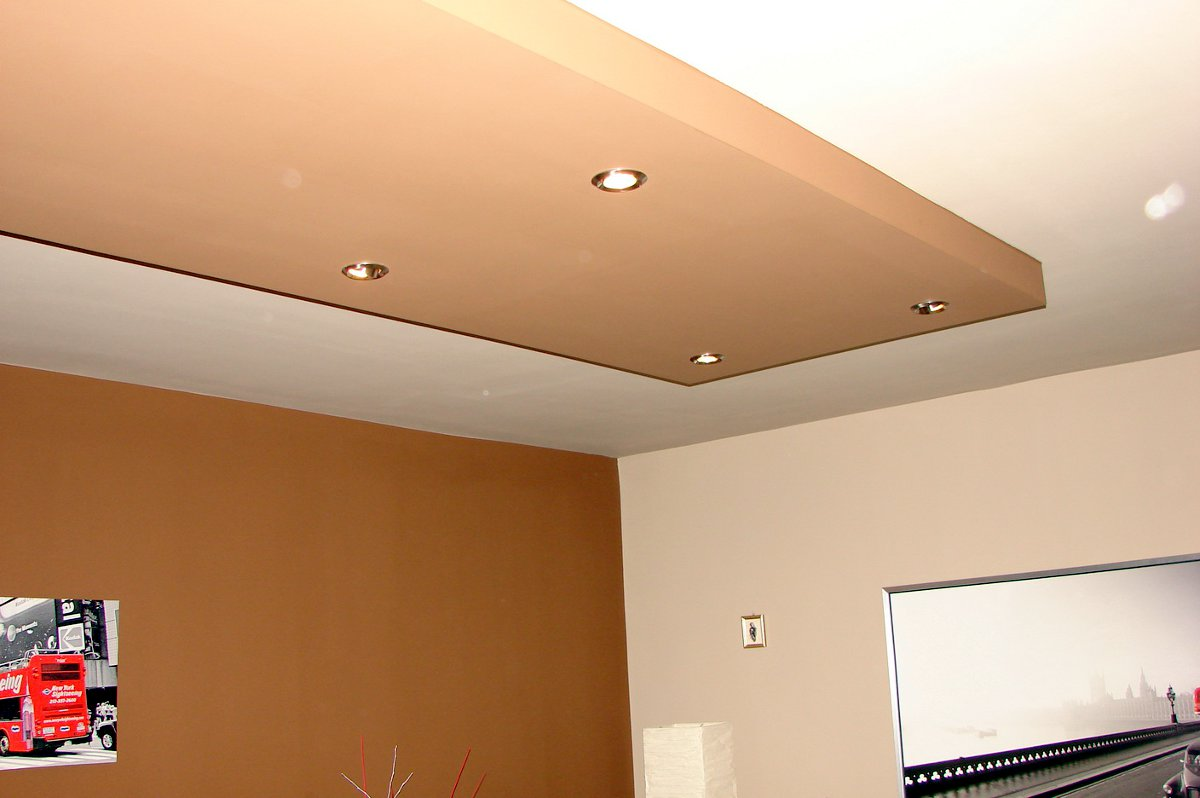 plafonds suspendus isolation id es. Black Bedroom Furniture Sets. Home Design Ideas
