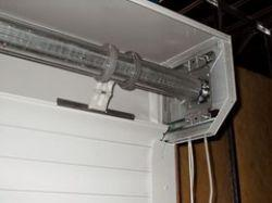 Porte de garage largeur 220 isolation id es - Porte garage a enroulement ...