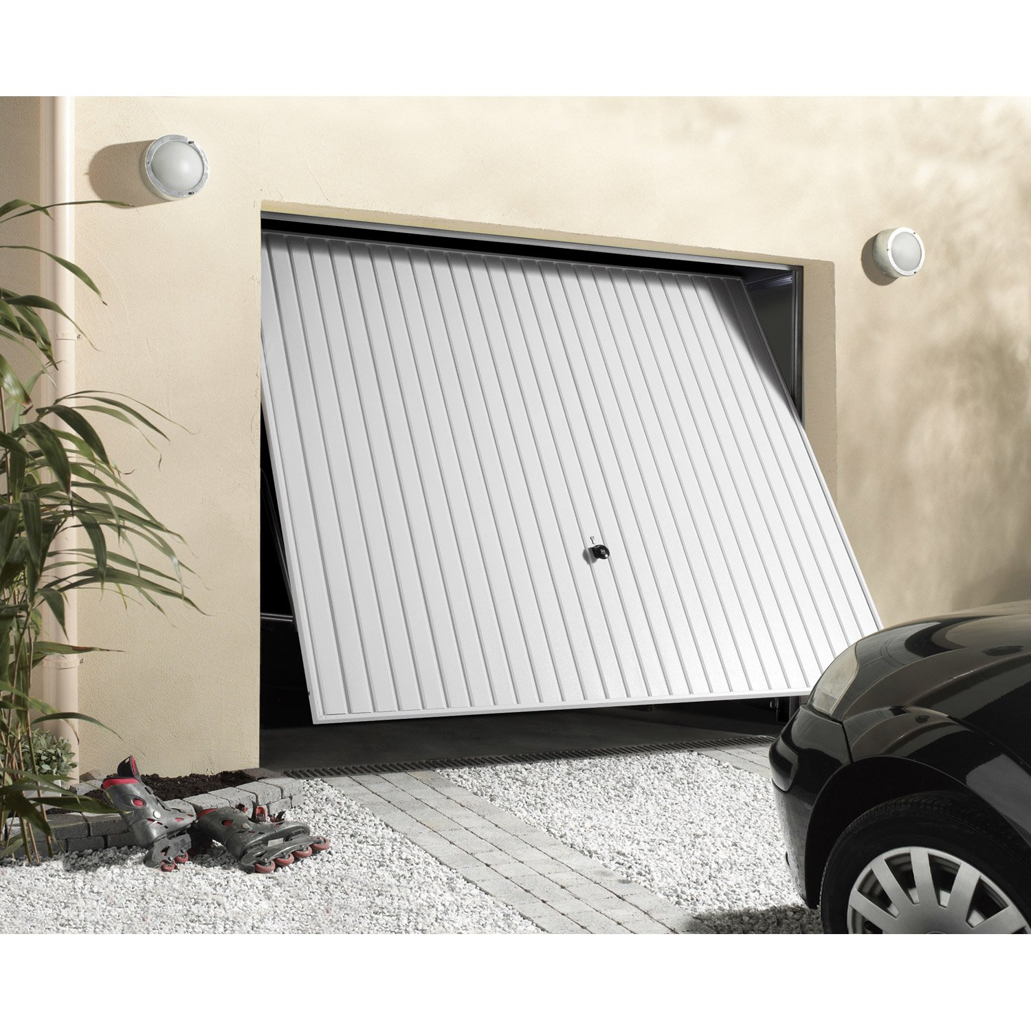 Porte de garage coulissante pas cher isolation id es for Isolation porte de garage weldom