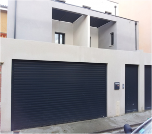 Porte de garage 3m x 2m isolation id es for Porte de garage sectionnelle 3 5 m