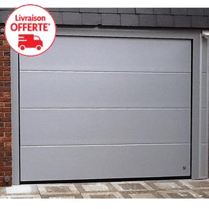 Porte de garage enroulable sur mesure isolation id es - Porte de garage sur mesure lapeyre ...