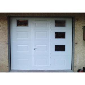 Porte de garage 3m x 3m isolation id es Porte sectionnelle 3m