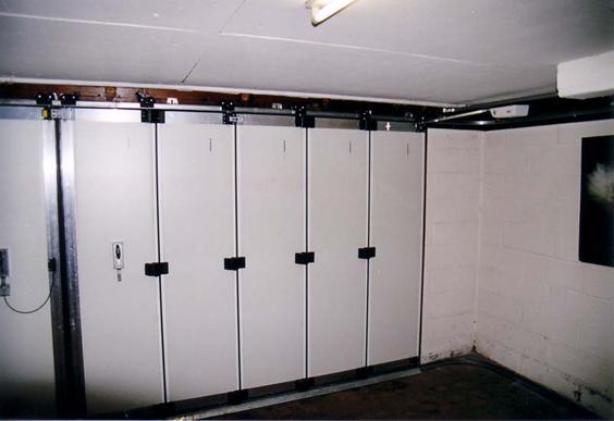 porte de garage coulissante isolée - isolation idées - Isolation Porte De Garage Coulissante
