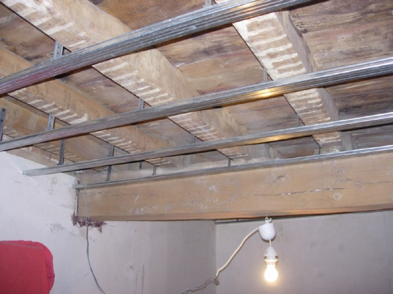 Quel placo pour faux plafond isolation id es for Faire un plafond