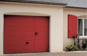 Porte de garage grande largeur prix isolation id es - Porte garage sectionnelle 3m large ...