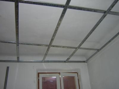 faire faux plafond salle de bain isolation id es. Black Bedroom Furniture Sets. Home Design Ideas