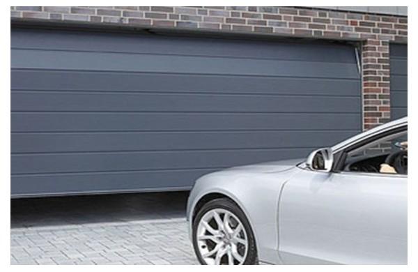 Porte de garage sectionnelle sur mesure prix isolation id es - Isolation porte de garage sectionnelle ...