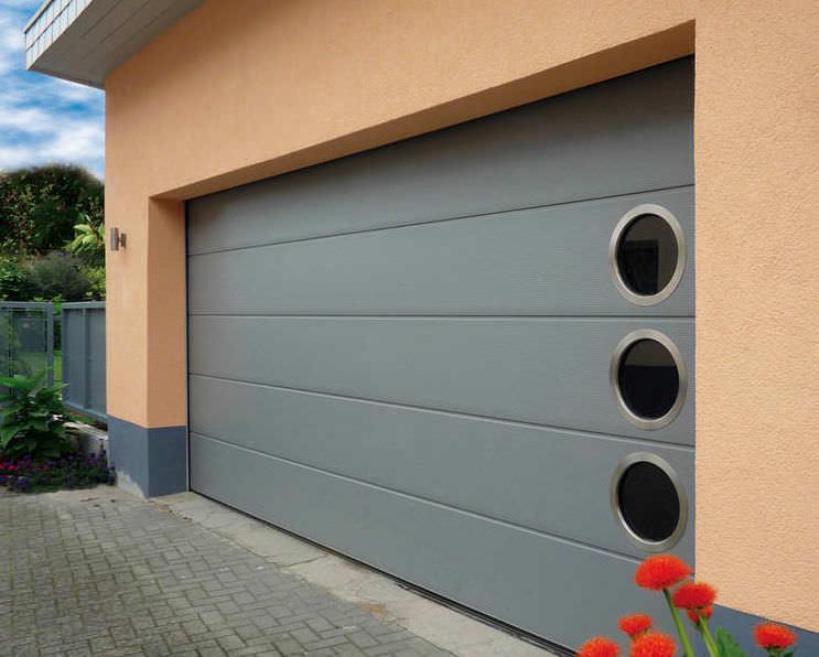 porte de garage sectionnelle teckentrup isolation id es. Black Bedroom Furniture Sets. Home Design Ideas