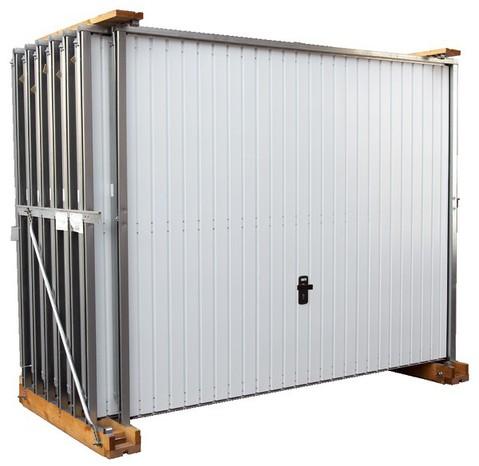 Porte de garage basculante largeur 220 isolation id es - Porte garage sectionnelle 3m large ...