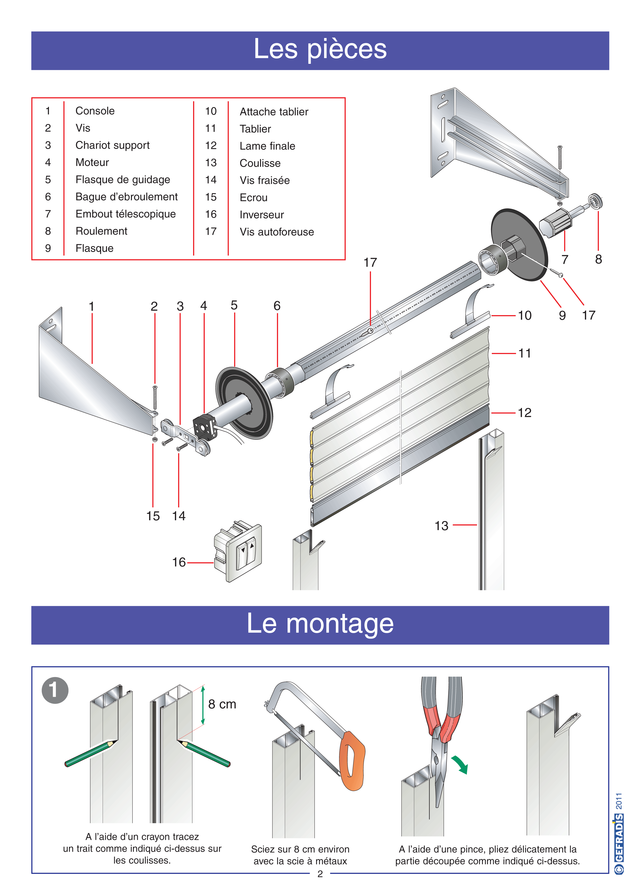 Optimum Porte De Garage Enroulable Somfy Innovations Kvazarinfo - Porte de garage enroulable vial