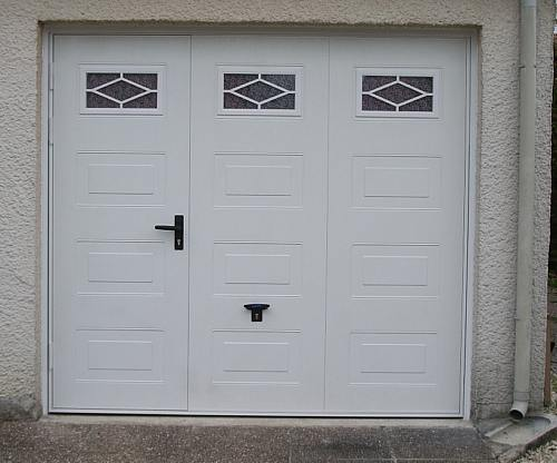 Porte de garage coulissante pvc brico depot isolation id es - Isolation porte de garage coulissante ...