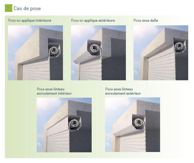 Porte de garage enroulable electrique isolation id es - Prix porte de garage electrique ...