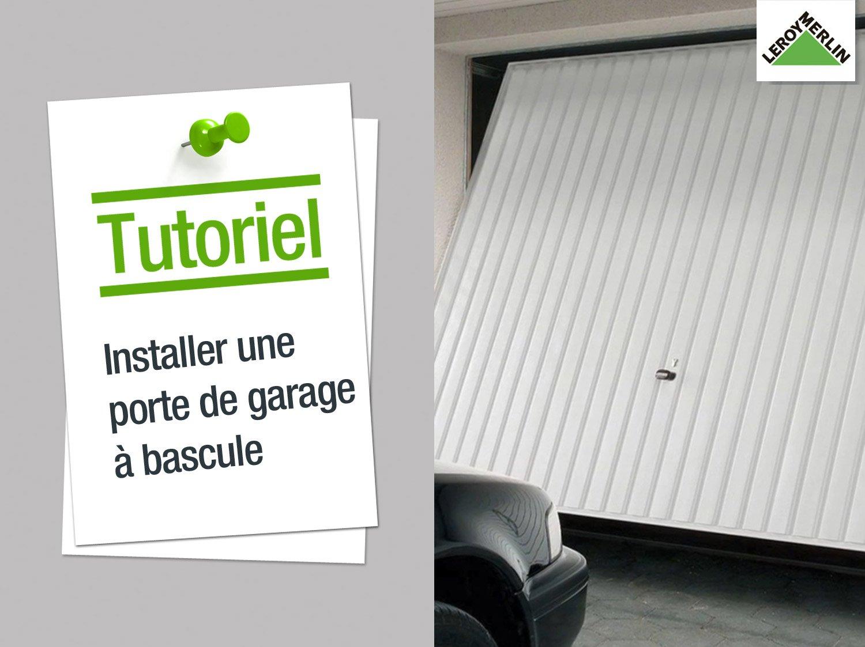 Porte de garage basculante debordante leroy merlin isolation id es - Porte de garage basculante non debordante tubauto ...